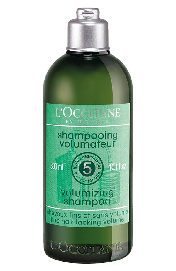 Alternate Image 1 Selected - L'Occitane 'Aromachologie' Volumizing Shampoo