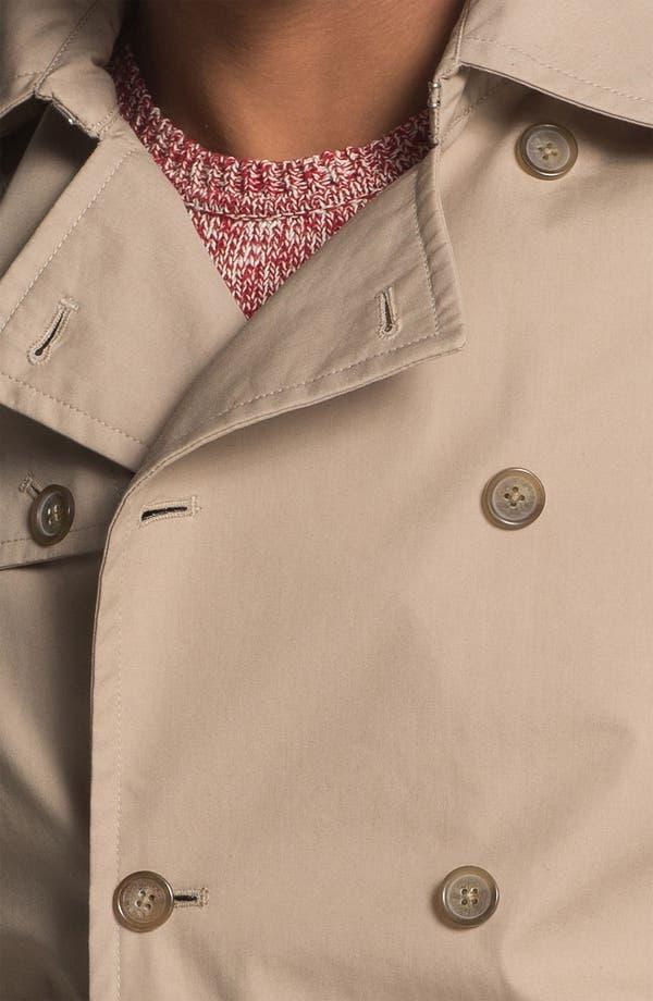 Alternate Image 3  - Michael Kors Hooded Trench Coat
