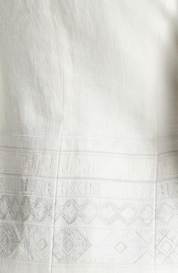 Alternate Image 4  - Elizabeth and James 'Hazel' Embroidered Blazer