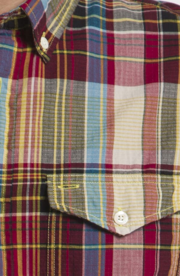 Alternate Image 3  - Woolrich John Rich 'Richard' Ripstop Woven Shirt