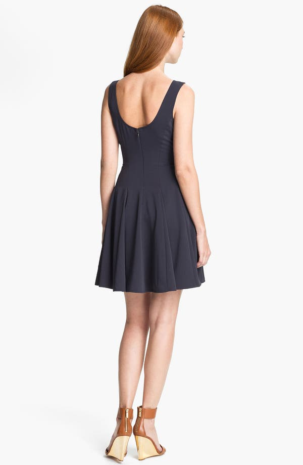 Alternate Image 2  - Theory 'Kaien W.' Fit & Flare Dress
