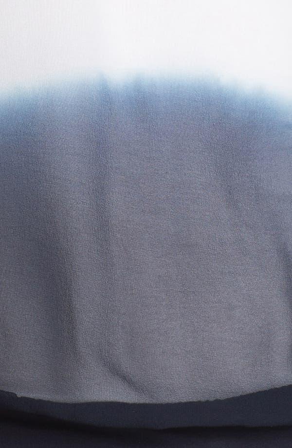 Alternate Image 3  - Bailey 44 'Sunrise' Dip Dye Blouson Top