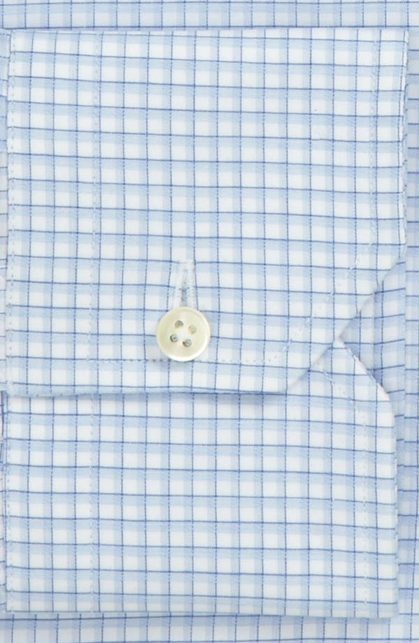 Alternate Image 3  - Canali Regular Fit Dress Shirt