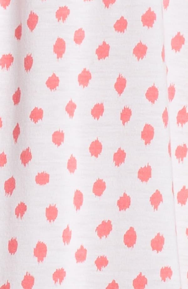 Alternate Image 3  - Oscar de la Renta Sleepwear Ruffle Chemise