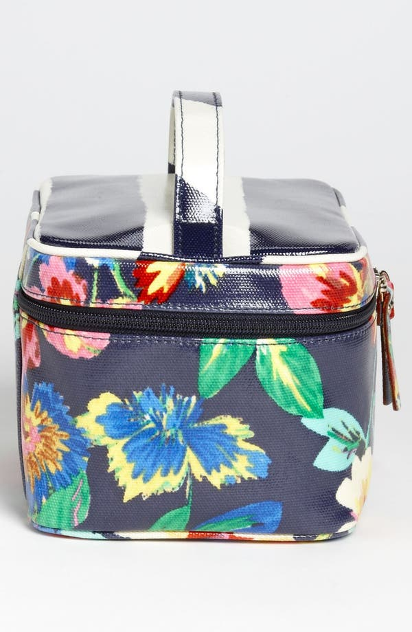 Alternate Image 2  - kate spade new york 'willow road - small natalie' cosmetics case