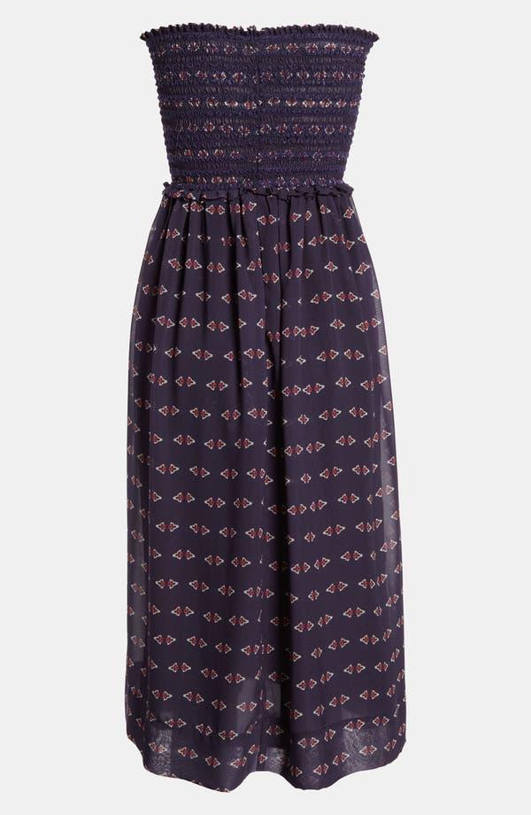 Alternate Image 2  - WAYF Smocked Dress