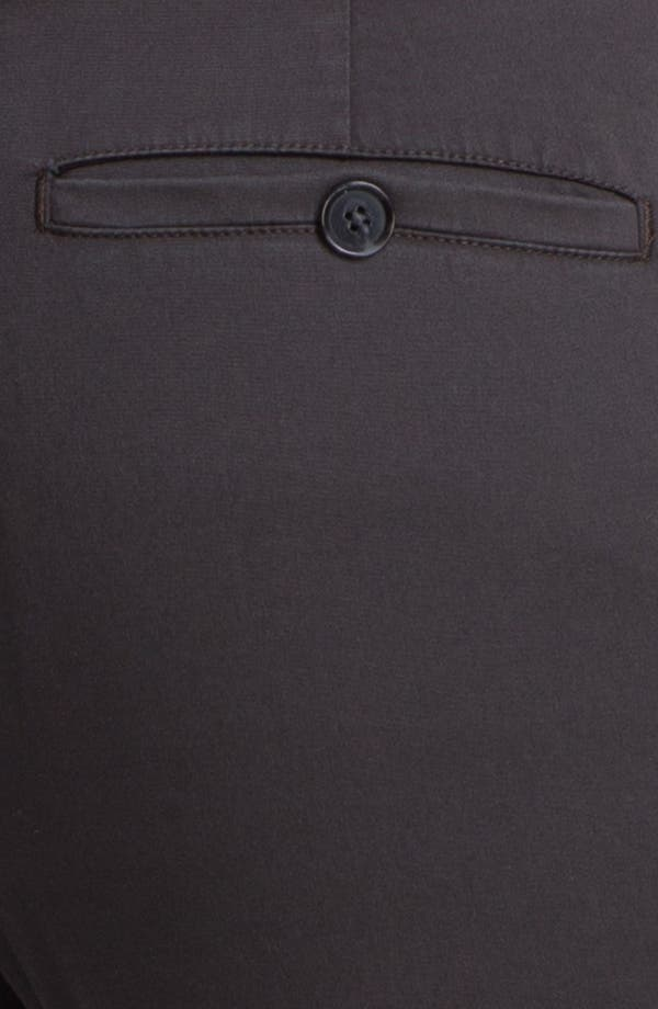 Alternate Image 3  - Vince Stretch Cotton Trousers