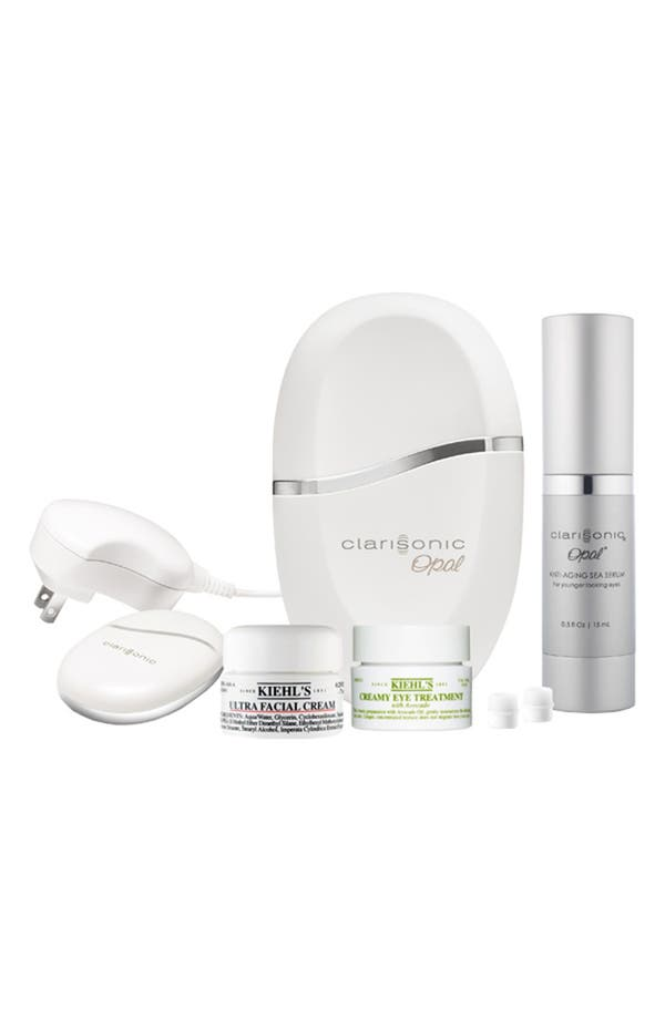 Alternate Image 1 Selected - CLARISONIC® & Kiehl's Since 1851 'Opal & All Day Moisture' Set ($217 Value)
