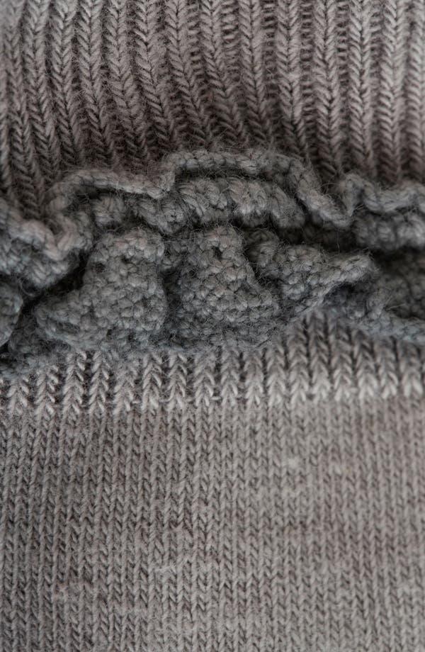 Alternate Image 2  - Topshop Tie Dye Ankle Socks