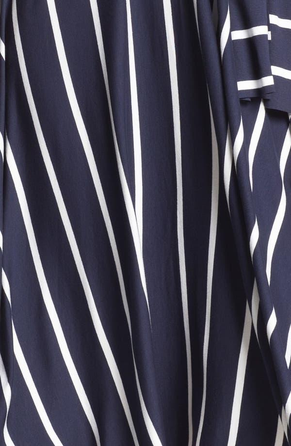 Alternate Image 4  - Elan Stripe Convertible Cover-Up Dress