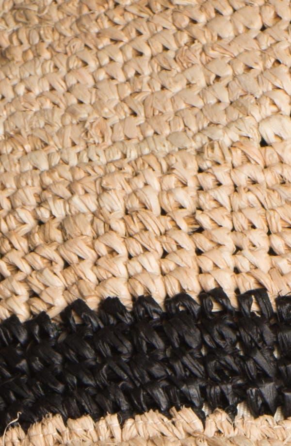 Alternate Image 2  - Hinge Straw Fedora
