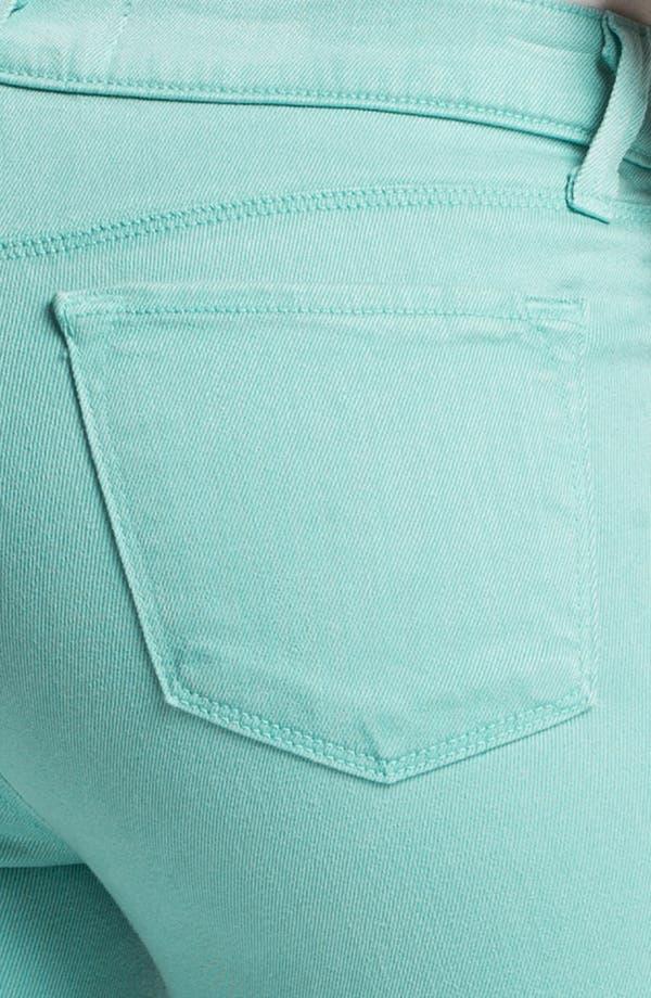 Alternate Image 3  - J Brand '620' Overdyed Skinny Leg Jeans (Columbia)