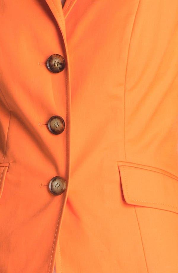Alternate Image 5  - Lafayette 148 New York 'Piola - Metro Stretch' Jacket