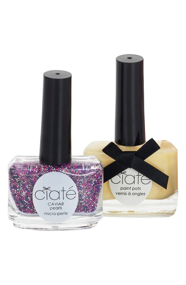 Alternate Image 1 Selected - Ciaté 'Caviar Manicure™ - Lemon Fizz' Set