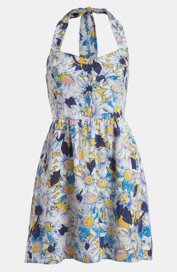 Main Image - MINKPINK Halter Dress
