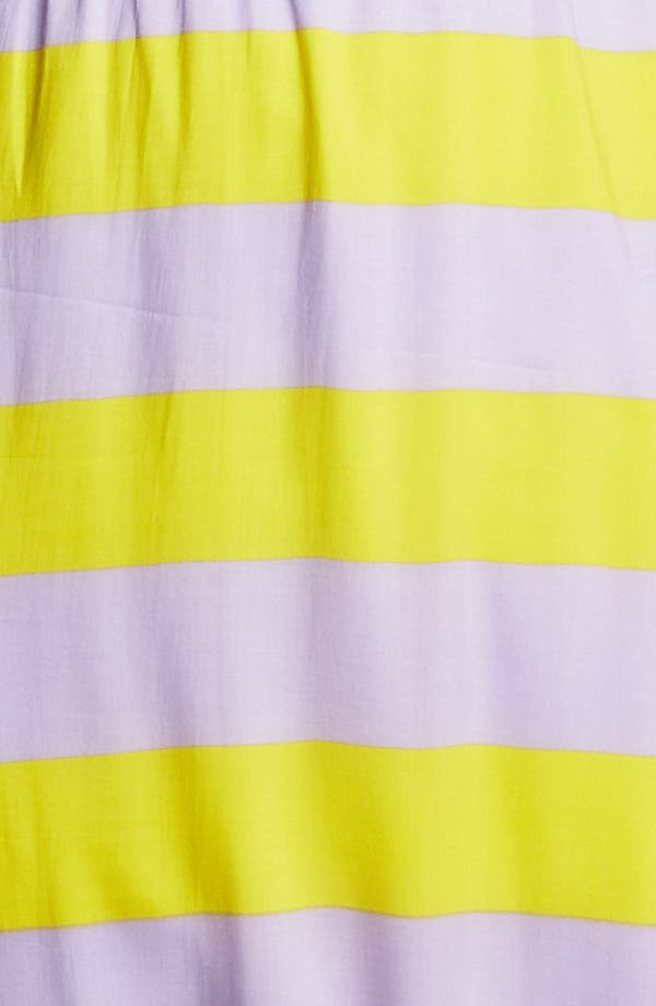 Alternate Image 3  - Splendid 'Magnolia' Stripe Strapless Maxi Dress