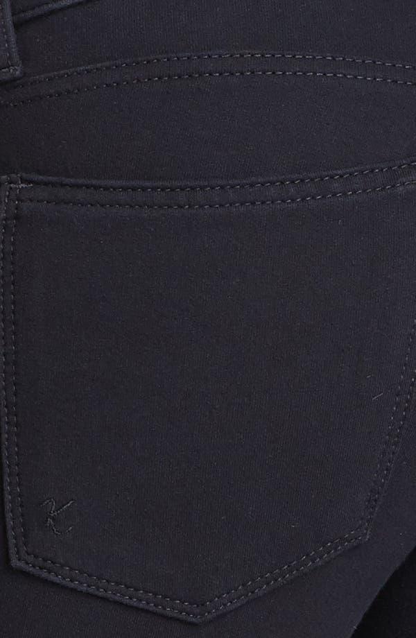 Alternate Image 3  - KUT from the Kloth 'Jennifer' Knit Pants
