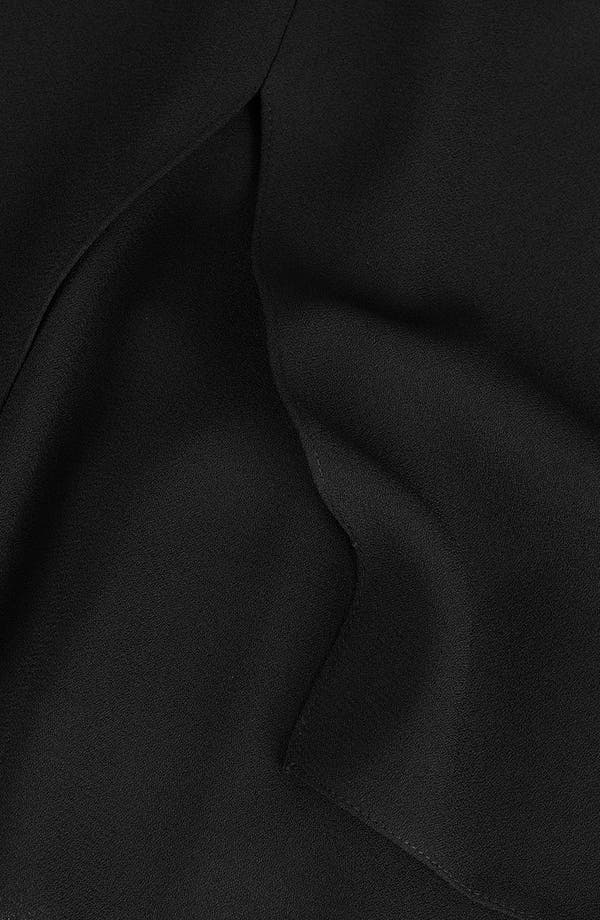 Alternate Image 3  - Topshop Strap Back Crepe Dress