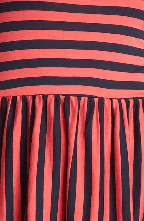 Alternate Image 3  - French Connection 'Martha' Stripe Fit & Flare Dress