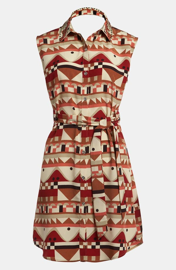 Main Image - Viva Vena! Cutout Back Dress
