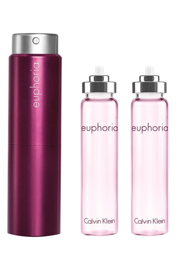 Alternate Image 2  - Calvin Klein 'Euphoria' Eau de Parfum Purse Spray & Refills