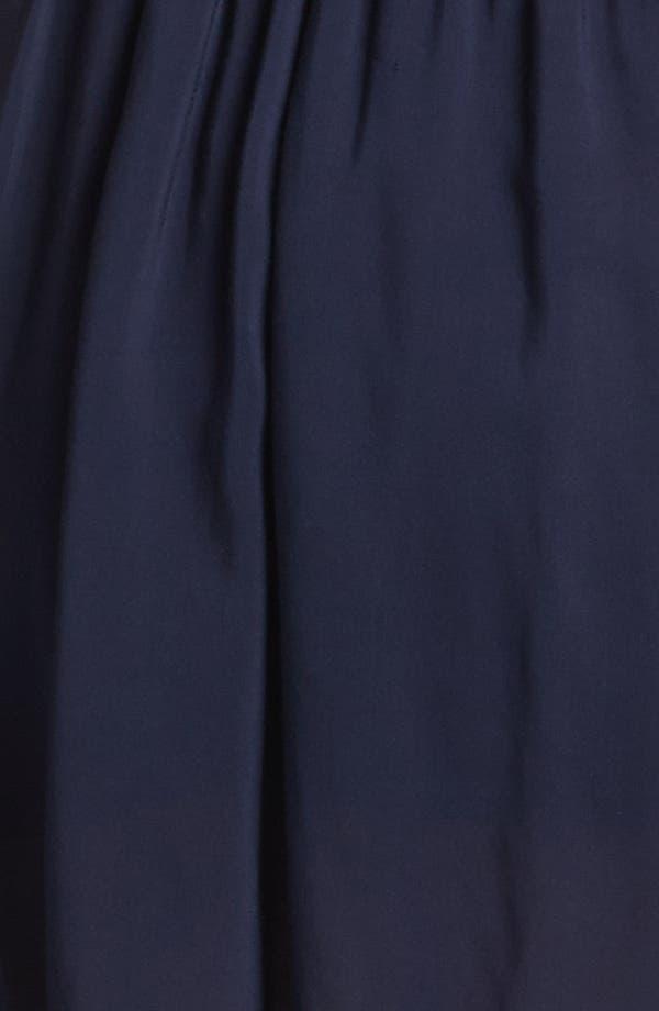 Alternate Image 3  - Minty Elastic Waist Dress (Juniors) (Online Only)