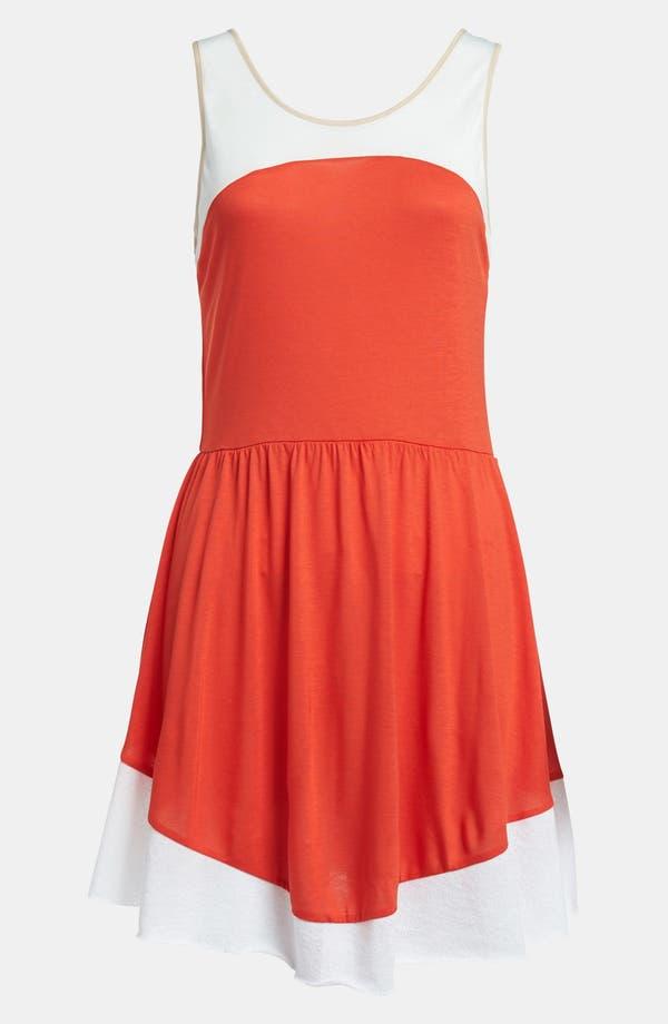 Alternate Image 1 Selected - Piper Colorblock Tunic Dress