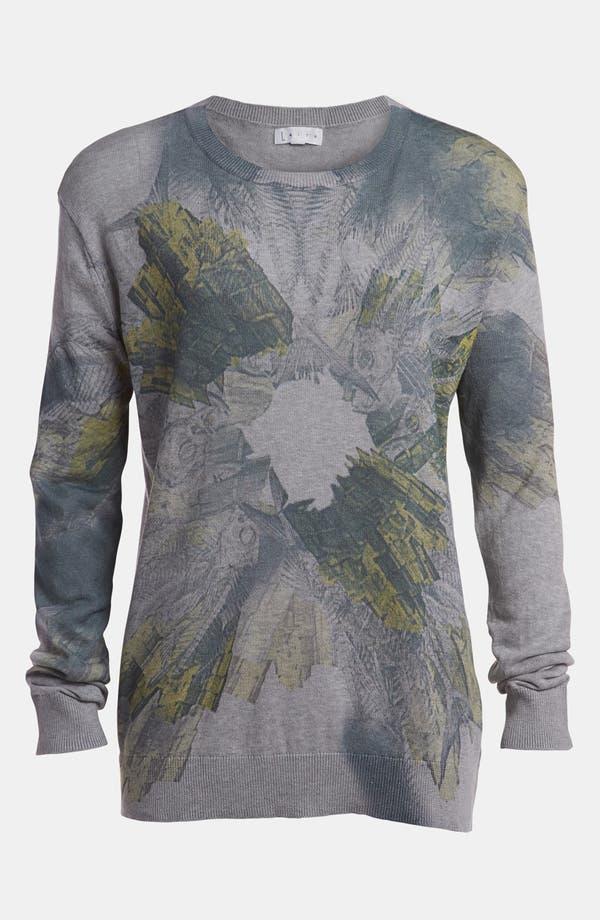 Alternate Image 1 Selected - Leith Digital Sweater
