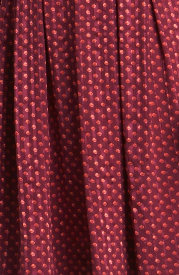 Alternate Image 3  - MARC BY MARC JACOBS 'Minetta' Print Silk A-Line Dress