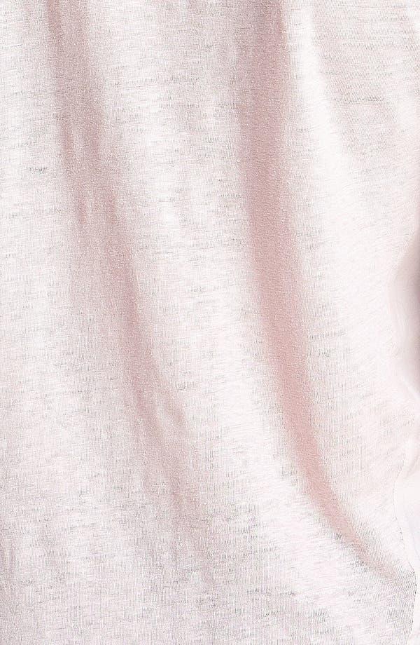 Alternate Image 3  - MARC BY MARC JACOBS 'Martha' Long Sleeve Linen Tee