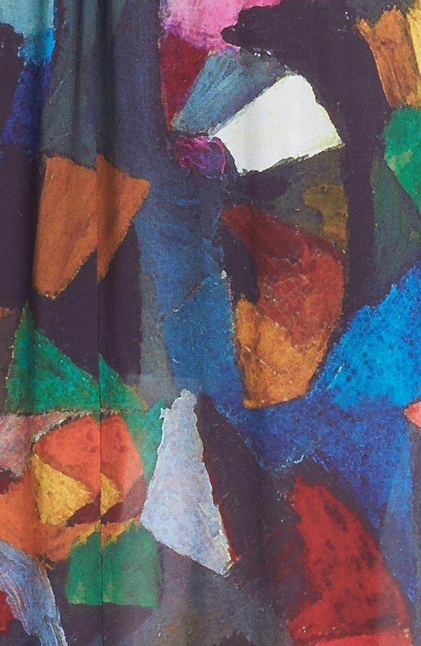 Alternate Image 3  - Alice + Olivia 'Kell' Maxi Dress