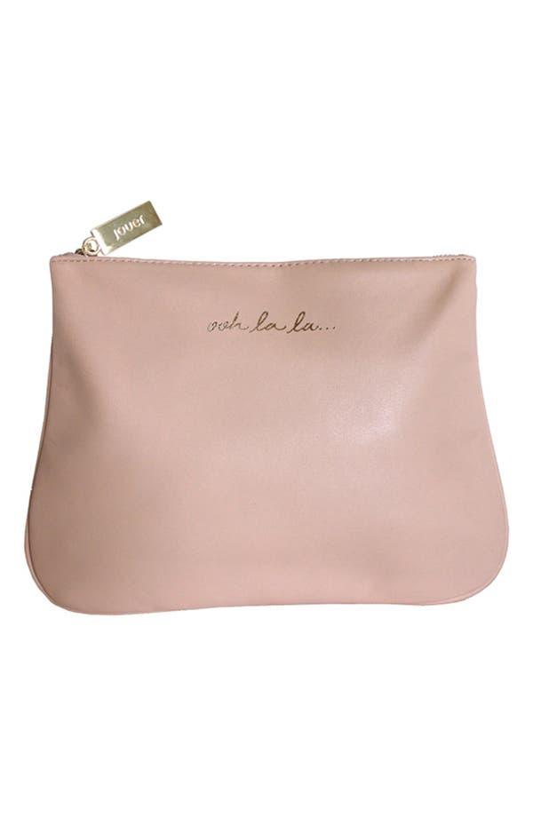 'IT' Cosmetics Bag,                         Main,                         color, Ooh La La