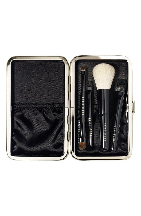 Alternate Image 2  - Bobbi Brown Limited Edition 'Old Hollywood' Mini Brush Set ($93 Value)