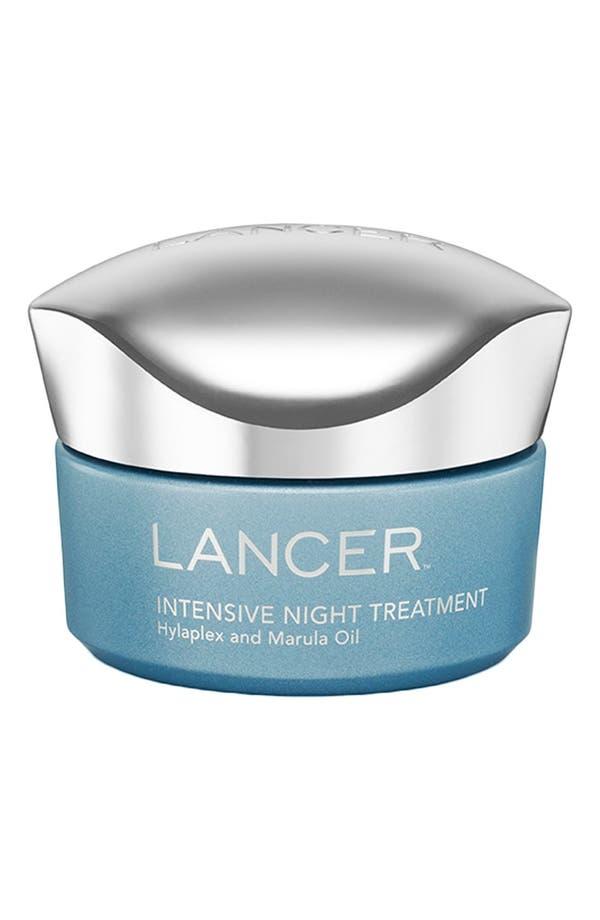 Alternate Image 1 Selected - LANCER Skincare Intensive Night Treatment