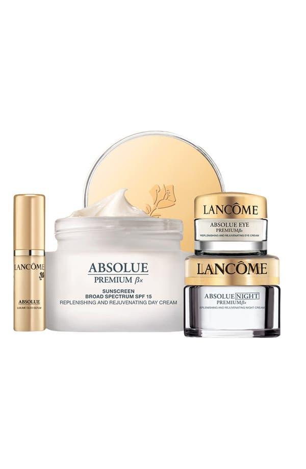 Alternate Image 1 Selected - Lancôme 'Absolue Premium ßx' Specialty Store Set ($283 Value)