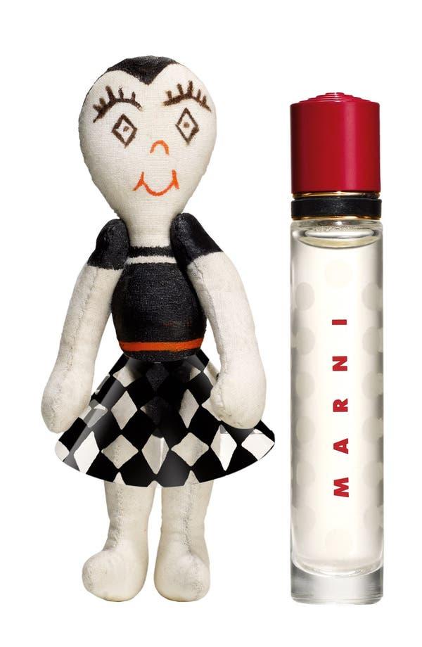 Alternate Image 1 Selected - Marni Huggy Doll & Eau de Parfum Purse Spray