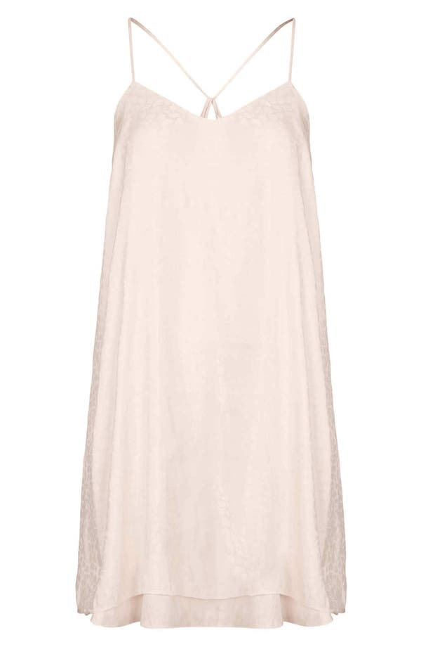Alternate Image 3  - Topshop Satin Slipdress