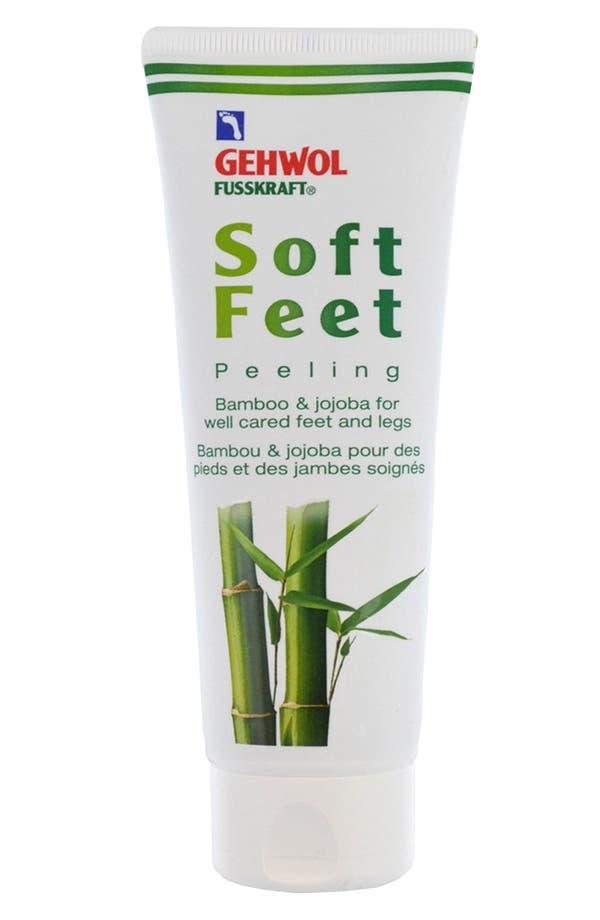 FUSSKRAFT<sup>®</sup> 'Soft Feet' Scrub,                         Main,                         color, None