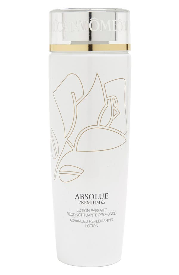 Alternate Image 1 Selected - Lancôme Absolue Replenishing Lotion