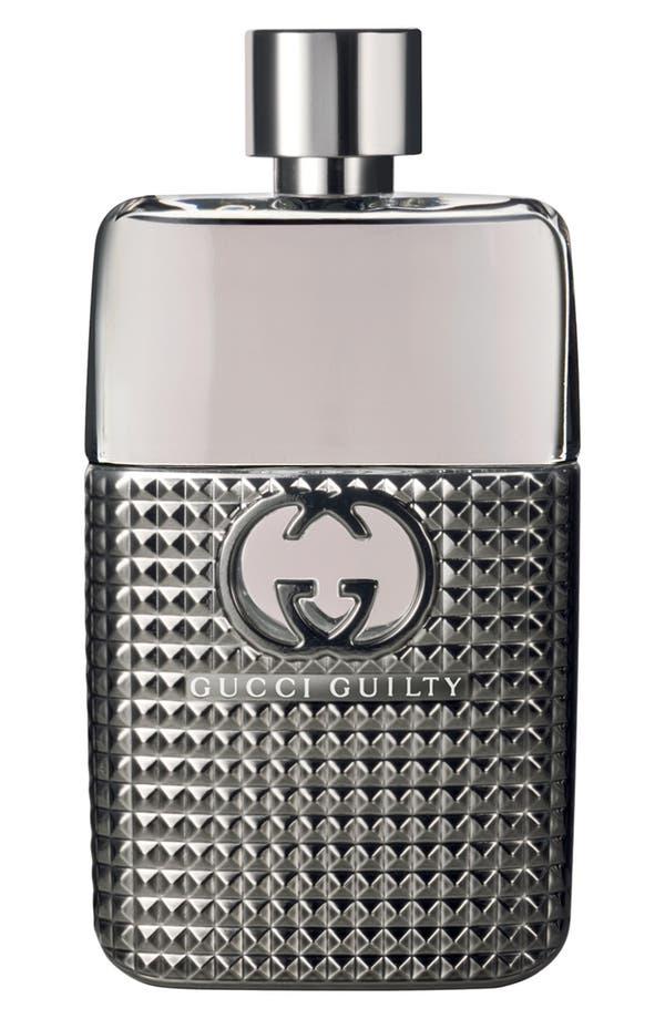 Alternate Image 1 Selected - Gucci 'Guilty Stud pour Homme' Eau de Toilette (Limited Edition)