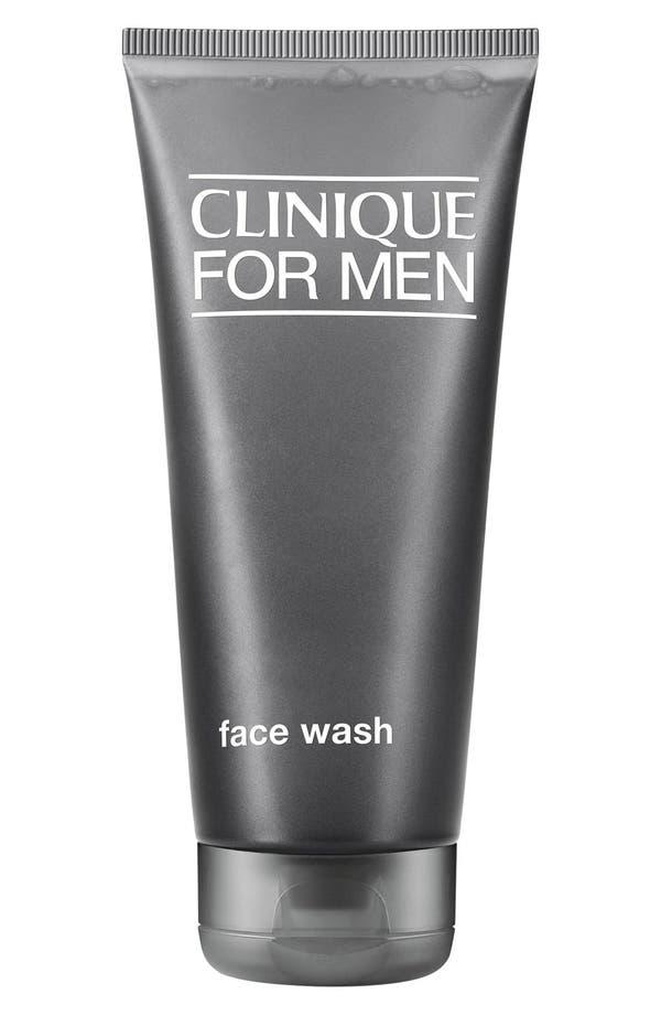 for Men Face Wash,                         Main,                         color, No Color