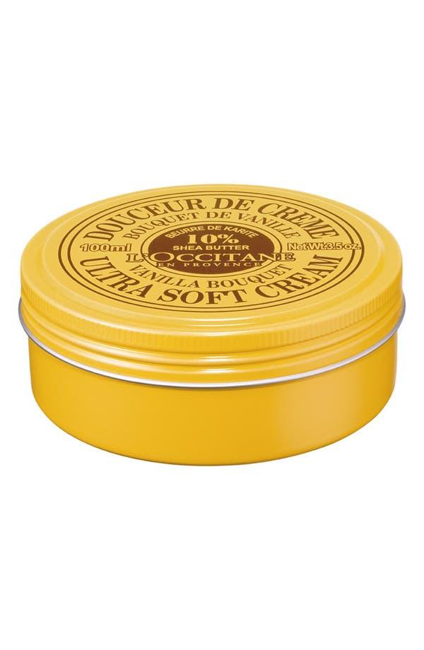 Main Image - L'Occitane 'Vanilla Bouquet' Shea Butter Ultra Soft Body Cream