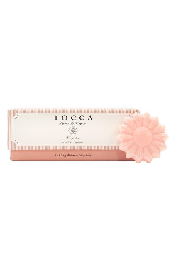 Main Image - TOCCA 'Cleopatra' Daisy Soaps
