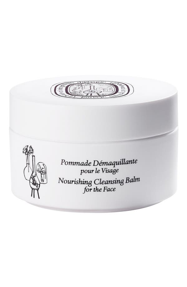 Nourishing Cleansing Balm for the Face,                             Main thumbnail 1, color,                             No Color