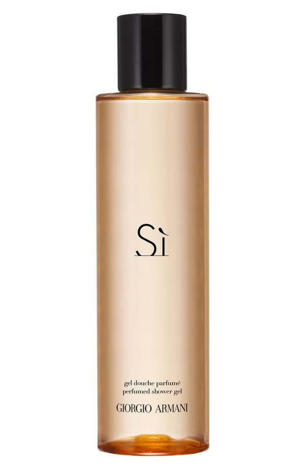 'Si' Body Wash,                         Main,                         color, No Color