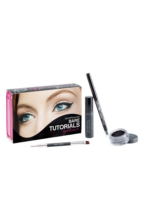 Alternate Image 1 Selected - bareMinerals® Bare Tutorials Eyeliner Set ($56 Value)