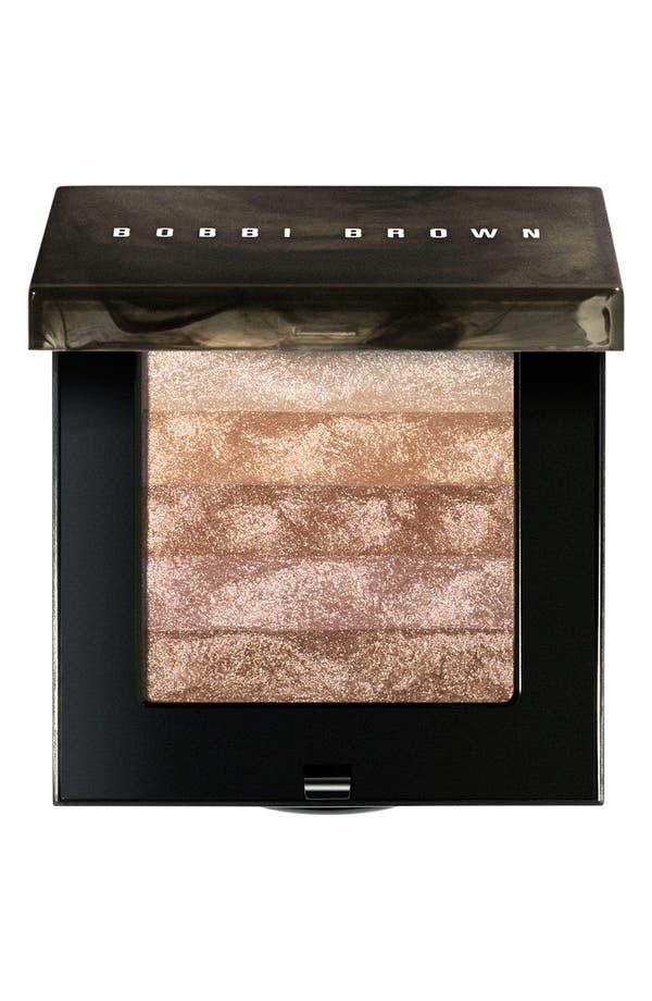 Alternate Image 1 Selected - Bobbi Brown Shimmer Brick Compact