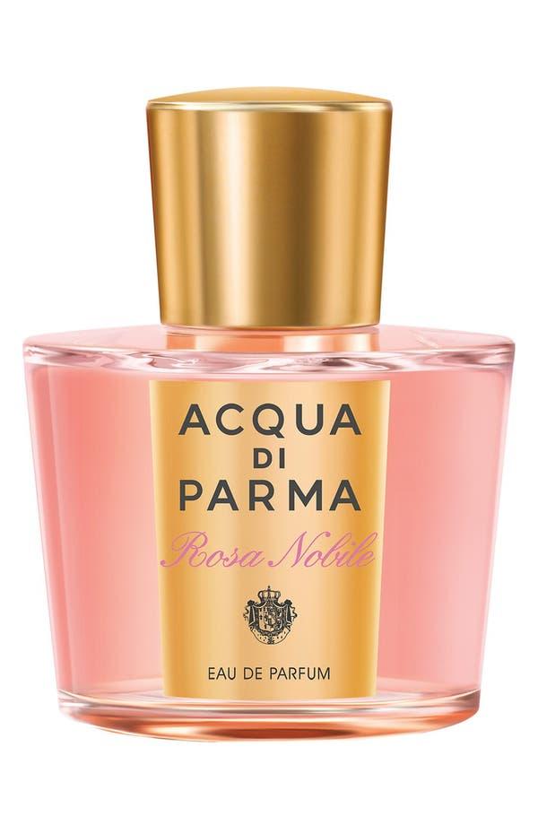 'Rosa Nobile' Eau de Parfum,                             Main thumbnail 1, color,                             No Color