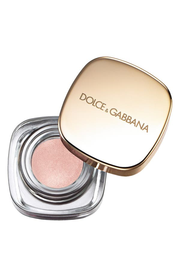 Alternate Image 1 Selected - Dolce&Gabbana Beauty 'Perfect Mono' Pearl Cream Eye Color