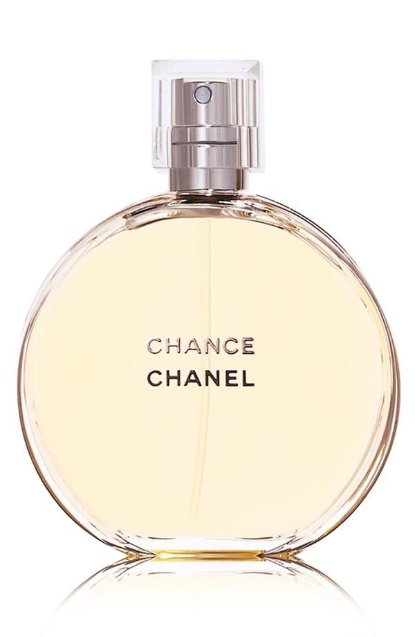 Alternate Image 1 Selected - CHANEL CHANCE  Eau De Toilette Spray